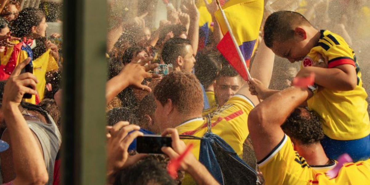 Macabro hecho en celebración por la clasificación de Colombia