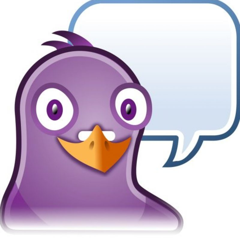 3) Pidgin – Disponible para Windows, Linux y OS X. Foto:Tumblr