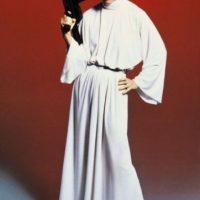 """""""Princesa Leia Organa"""" en """"Star Wars: Una nueva esperanza"""" Foto:IMDb"""
