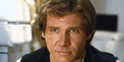 """""""Han Solo"""" en """"Star Wars: El regreso del Jedi"""" Foto:IMDb"""