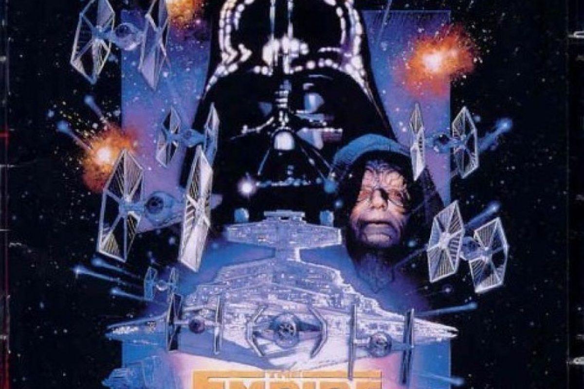 """""""Sheev Palpatine"""" en """"Star Wars: El imperio contraataca"""" Foto:IMdb"""