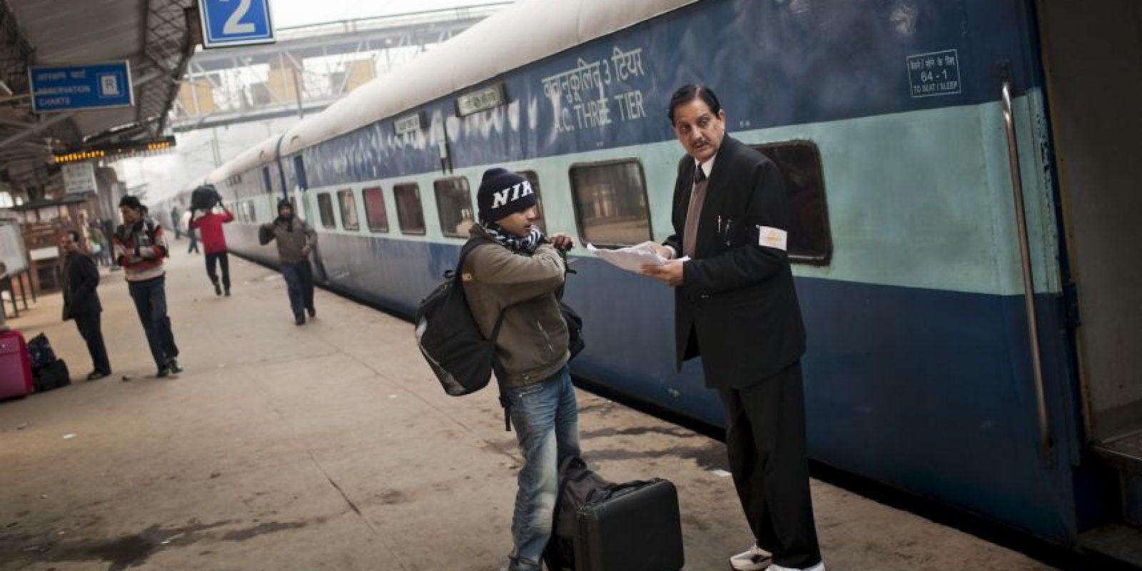 15. Ludhiana, en India, con 91 ug/m3 promedio al año. Foto:Getty Images