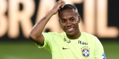 Robinho podría convertirse en la nueva estrella de la Liga MX. Foto:Getty Images