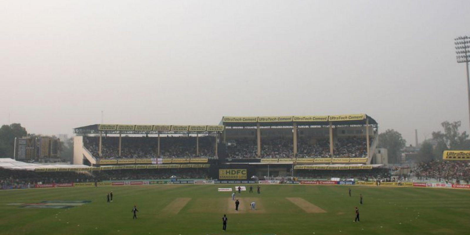 13. Kanpur, en India, con 93 ug/m3 promedio al año. Foto:Getty Images