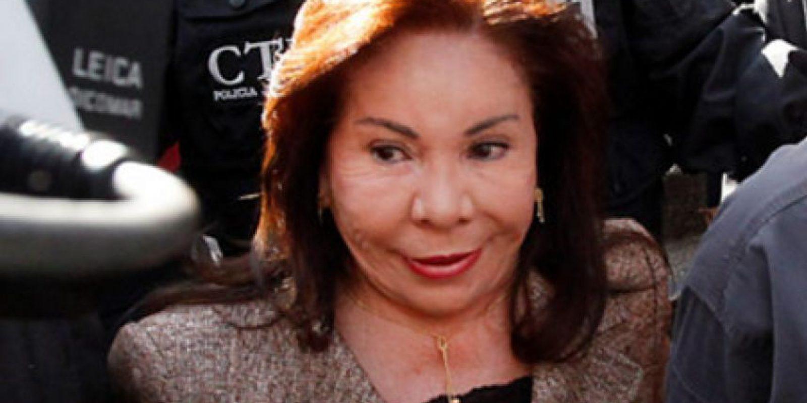 María Luisa Piraquive, investigada por la Fiscalía en 2014 por presunto enriquecimiento ilícito Foto:Tomada de elcirculo.com.co