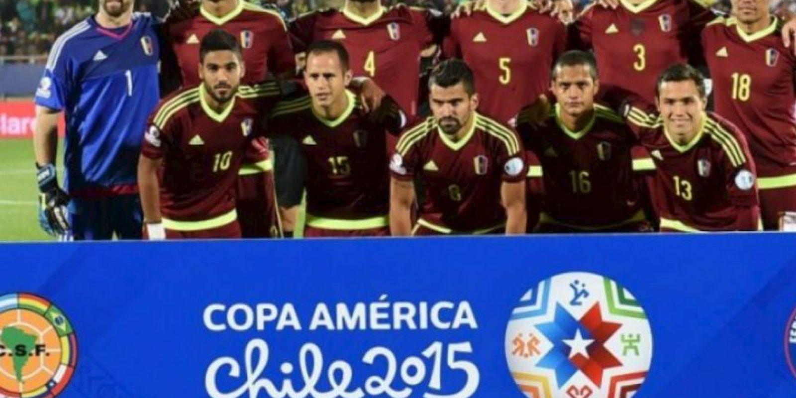 7. Venezuela Foto:AFP
