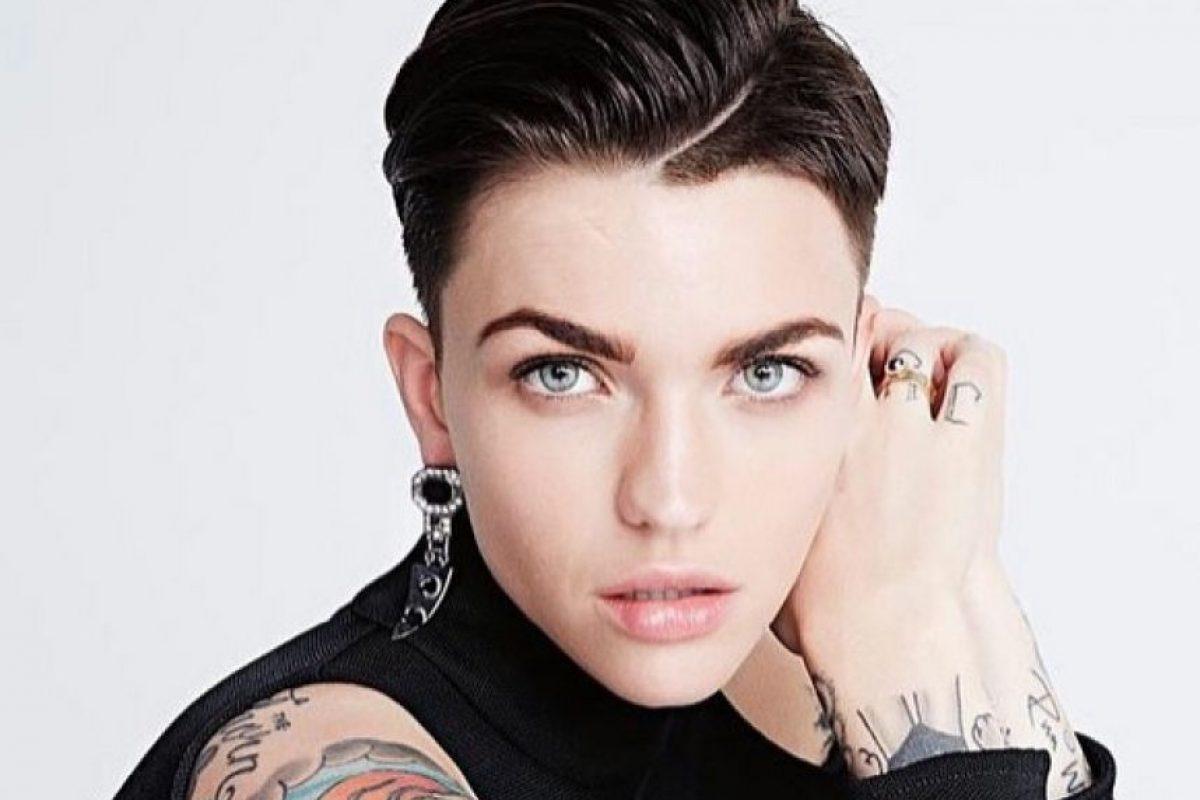 10. Ha conquistado a los amantes de los tatuajes. Foto:Vía Instagram/@Rubyrose
