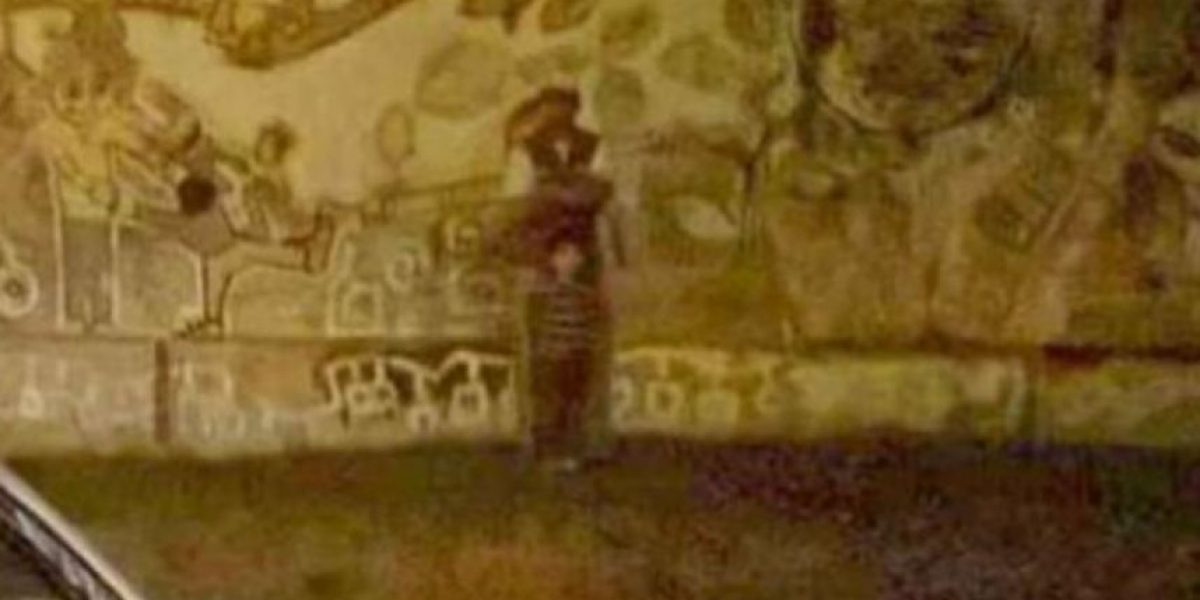 FOTOS: Imagen de supuesto fantasma de niño causa revuelo en Internet
