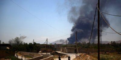 Más de 276 mil personas dejaron su residencia en los últimos tres meses Foto:AFP