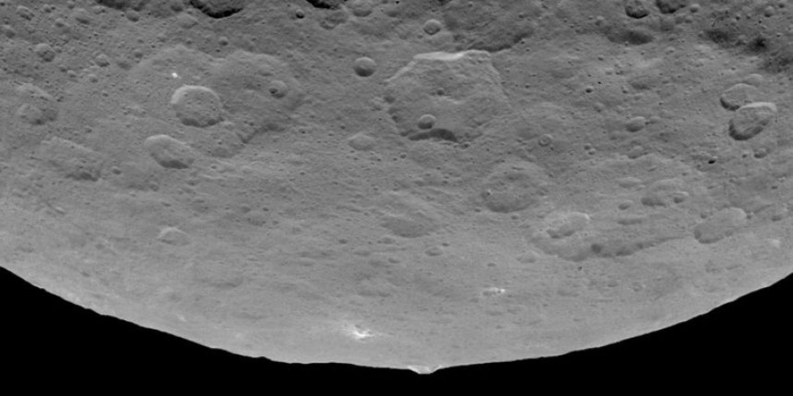 A pesar de que originalmente fue descrito como un planeta, Ceres fue luego categorizado como un asteroide, y después se lo reclasificó como un planeta enano, en el año 2006 Foto:AFP
