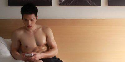 Es maniquí de tiempo parcial. Foto:vía Facebook/ Yi Tin Chen