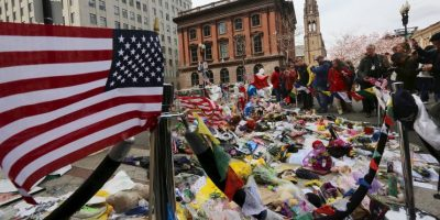 En el atentado murieron tres personas. Foto:Getty Images