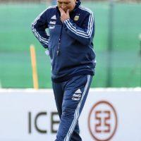"""El """"Tata"""", quien tiene un perfil discreto, completa la terna de entrenadores más buscados. Foto:Getty Images"""