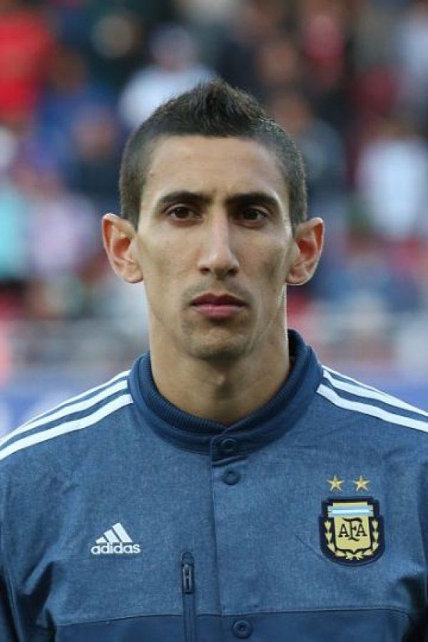 Ángel di María (Argentina) Foto:Getty Images