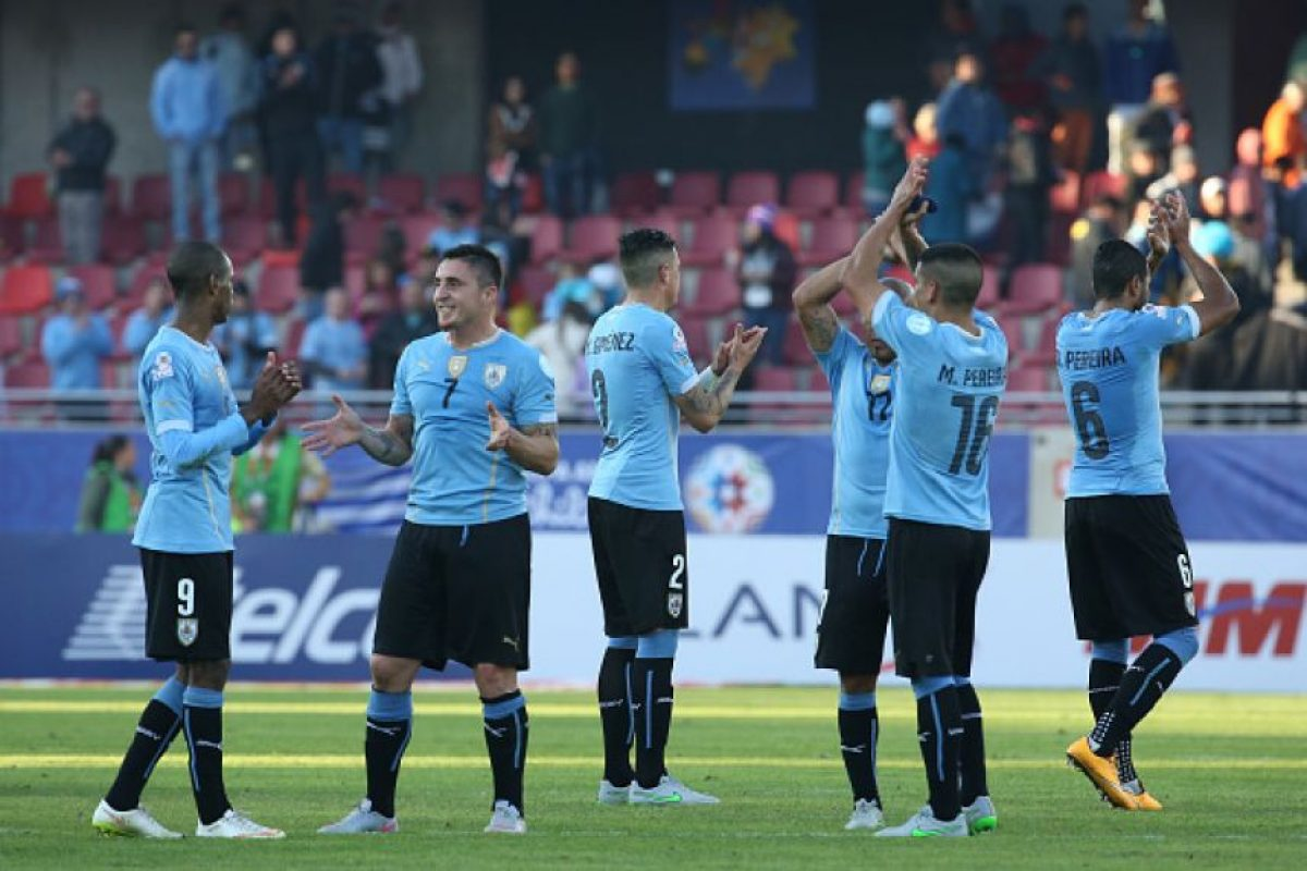 2. Uruguay Foto:Getty Images