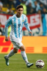 Lionel Messi (Argentina) Foto: Getty Images