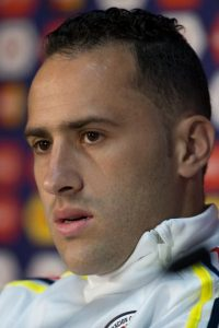 David Ospina (Colombia) Foto: Getty Images