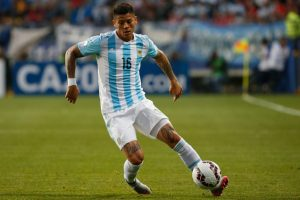 Marcos Rojo (Argentina) Foto: Getty Images