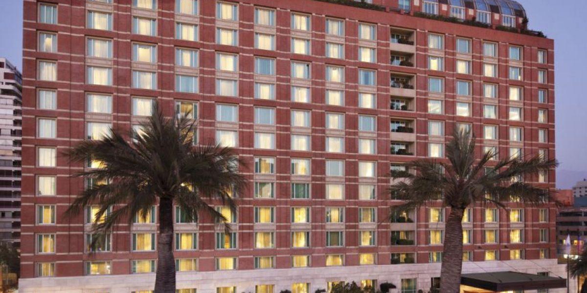 FOTOS: Este es el lujoso hotel donde se hospeda la selección Colombia en Chile