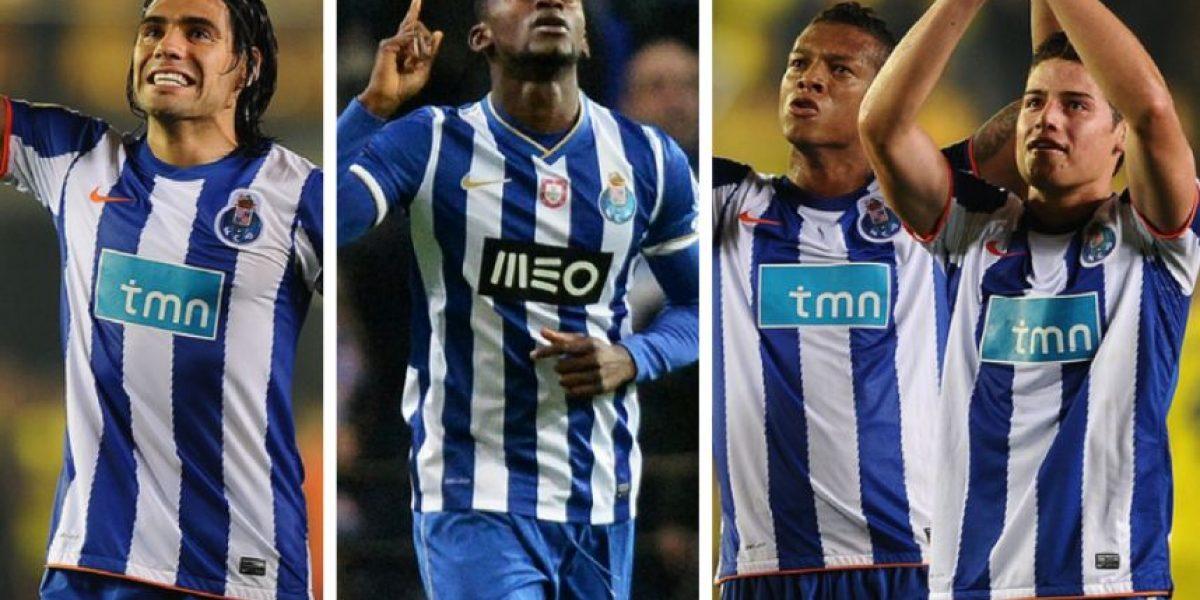 ¡Plata llama plata! Esto ha ganado el Porto gracias a los cracks colombianos