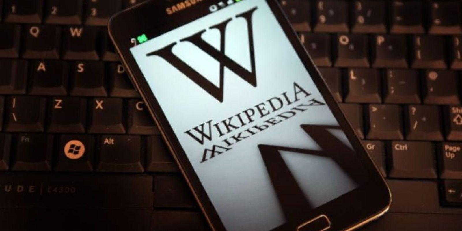 9. Tiene más de 73 mil editores activos. Foto:Getty Images