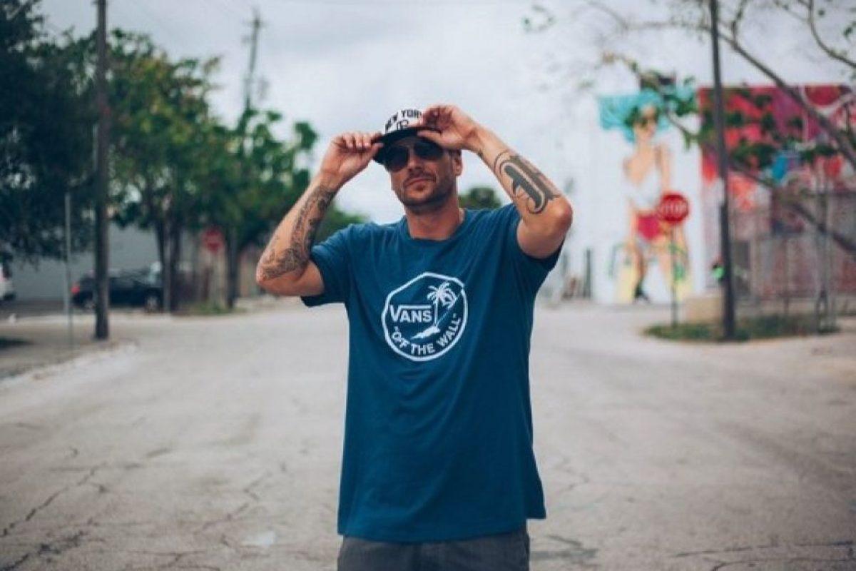 Actualmente trabaja como DJ y es padre de seis hijos. Foto:vía instagram.com/federline4real