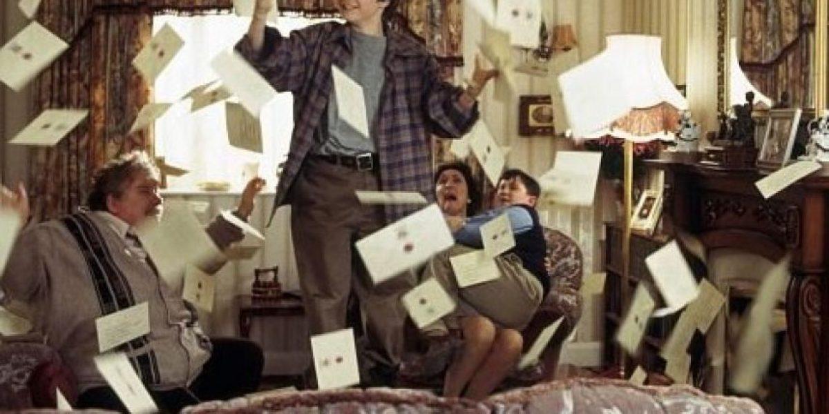 J.K. Rowling confesó por qué los