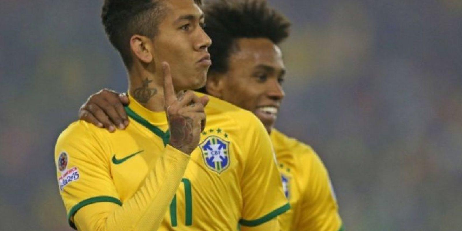 En cinco Copas América anteriores, Brasil ha superado los cuartos de final: Uruguay 1995, Bolivia 1997 (Campeón), Paraguay 1999 (Campeón), Perú 2004 (Campeón) y Venezuela 2007 (Campeón). Foto:Vía facebook.com/CBF