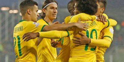 En Ecuador 1993, Colombia 2001 y Argentina 2011 fue eliminado en cuartos. Foto:Vía facebook.com/CBF