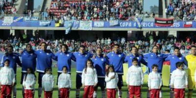 8) Paraguay. Foto:Vía facebook.com/AlbirrojaPrensa