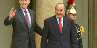Jacques Chirac Foto: Getty Images