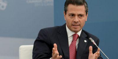 Se indicó que el patrón de espionaje continuó una vez Peña Nieto ganó la presidencia. Foto:Getty Images
