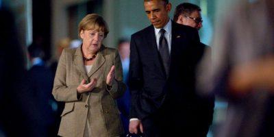Angela Merkel Foto:Getty Images