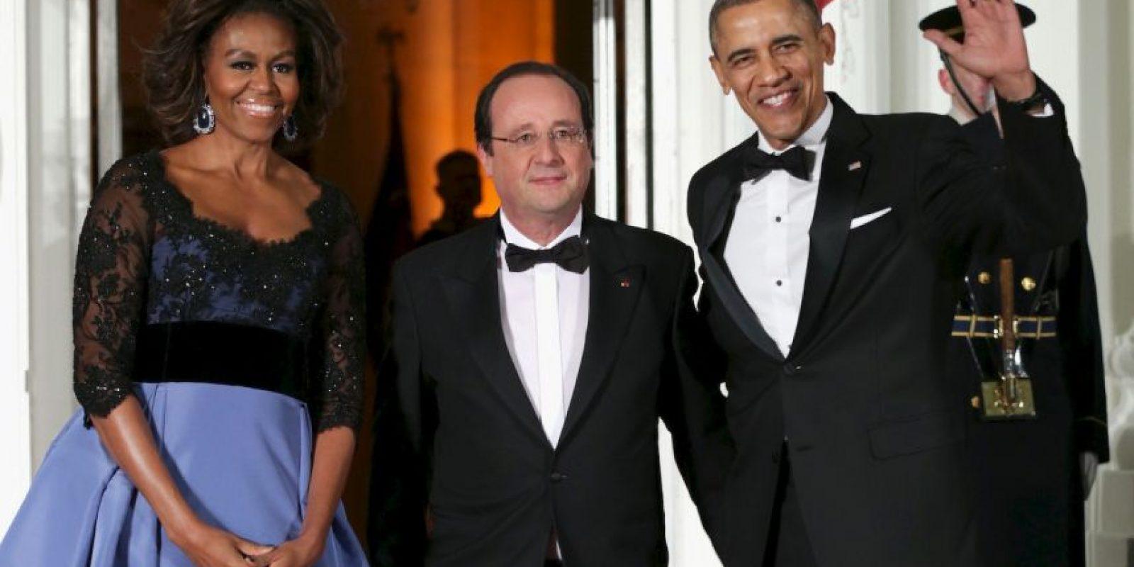 1. Francois Hollande Foto:Getty Images