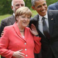 4. Angela Merkel- Foto:Getty Images