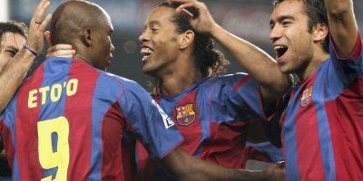 Además, ganaron dos Ligas y dos Supercopas de España. Foto:Getty Images
