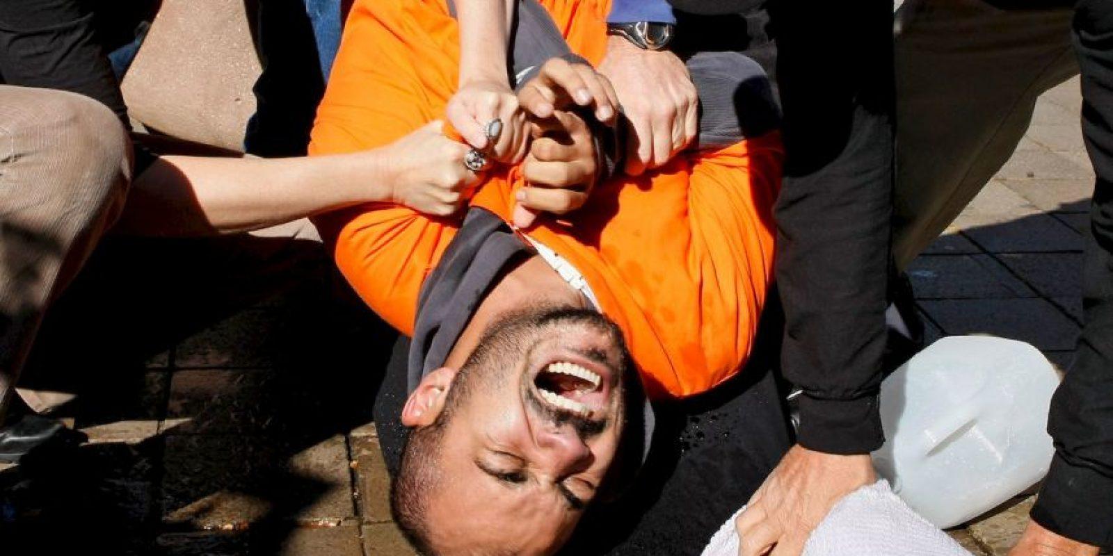 9. En la región de Asia y Oceanía países como Corea del Norte y China son los que más dificultad han tenido para prevenir y castigar la tortura, de acuerdo a Amnistía Internacional. Foto:Getty Images