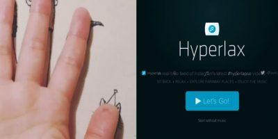 Fue desarrollado por Andrew Baker, quien relata cómo se le ocurrió la idea: Foto:hyperlax.tv/#