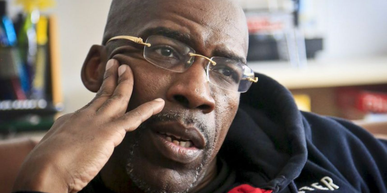 Jonathan Fleming pasó 25 años en la cárcel por un crimen que no cometió. Foto:AP