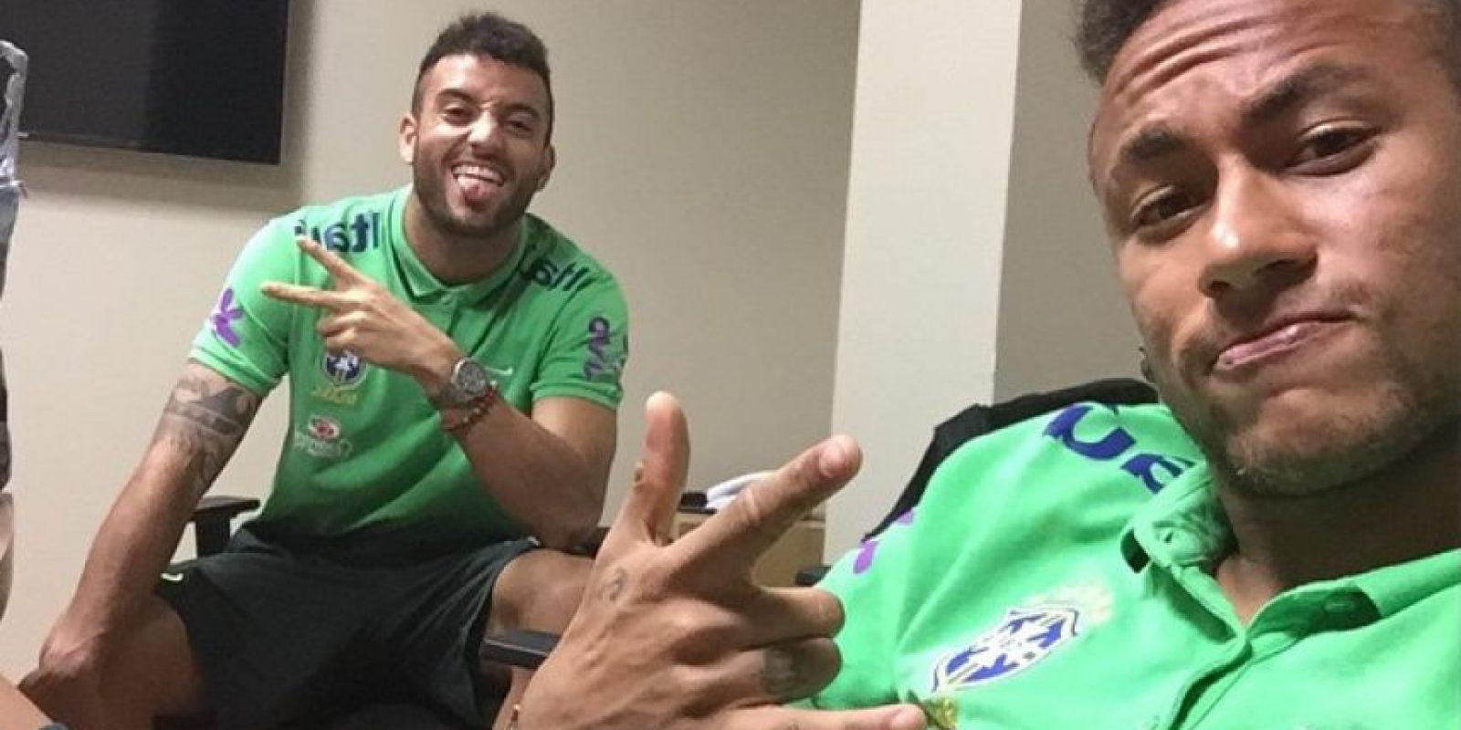 """Ante esto, el brasileño envió un sentido mensaje en la que anunciaba que dejaría la concentración de la """"Verdeamarela"""". Foto:Vía instagram.com/neymarjr"""