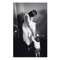 El futbolista del Elche se casó por la iglesia con Natalia Coll, su pareja desde hace siete años y con quien tiene un hijo. Foto:Vía instagram.com/__natinat__