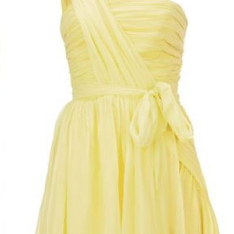 Vestido de encanto inglés en los años 60. Foto:vía TopShop