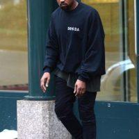 Si les recuerda mucho al hip hop vean a su diseñador, Kanye West. Foto:vía Getty Images