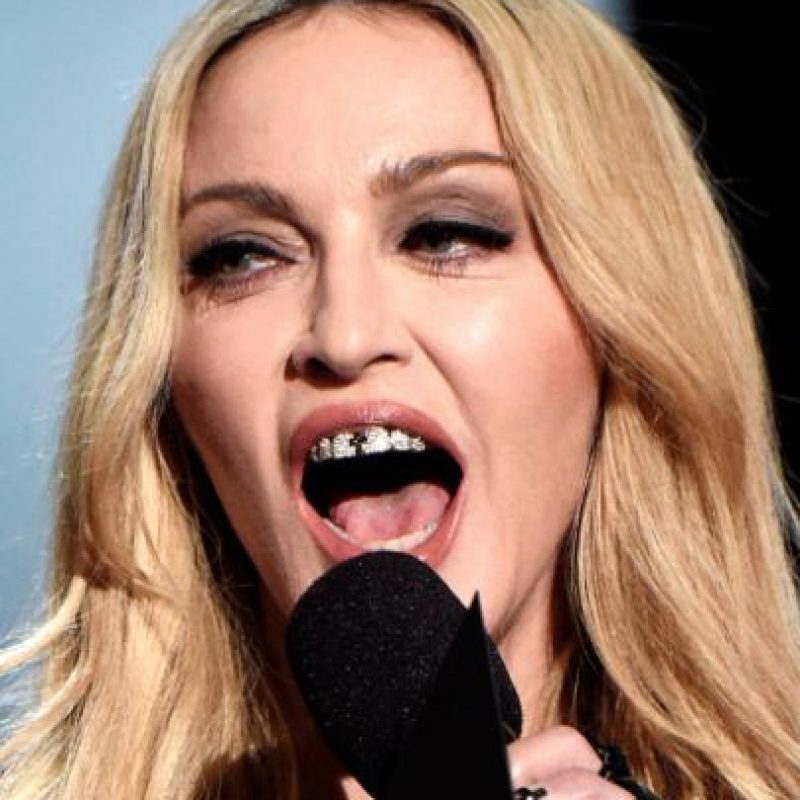 Sí, es Madonna. Foto: vía Getty Images