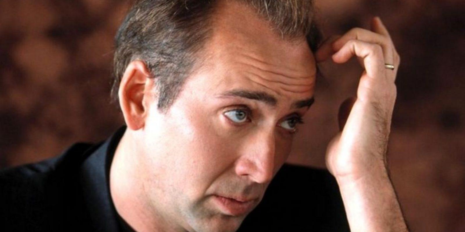 6. Nicolas Cage Foto:Getty Images
