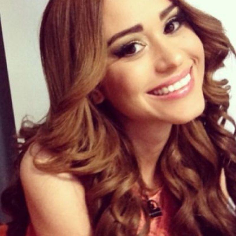Algunos medios estadounidenses la han mencionado como la presentadora más sexy del tiempo. Foto:Vía Instagram.com/iamyanetgarcia