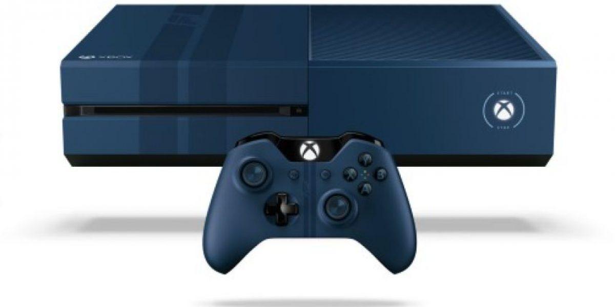 Xbox One lanzó una edición especial azul inspirada en este videojuego