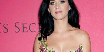 Katy Perry dijo haberse sentido insegura sobre su piel. Fue protagonista de varias campañas antiacné. Foto:vía Getty Images