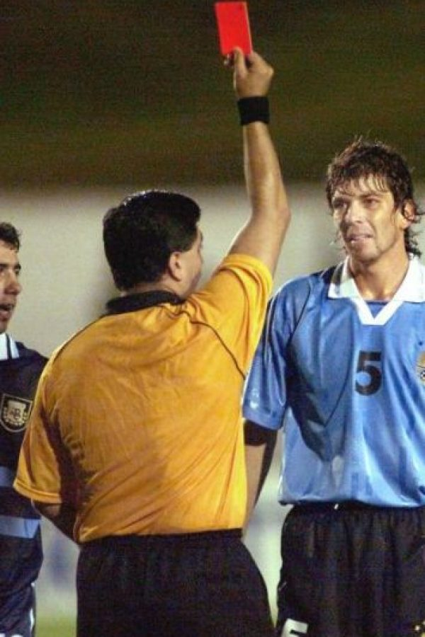 Paraguay 1999 Foto:AFP