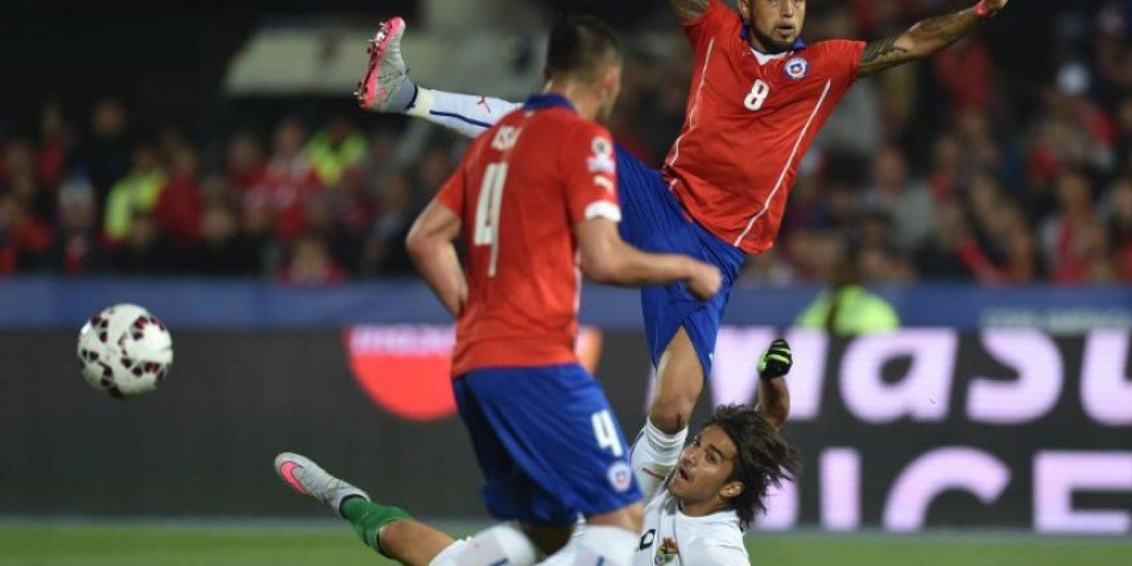 No han perdido en el torneo Foto:AFP